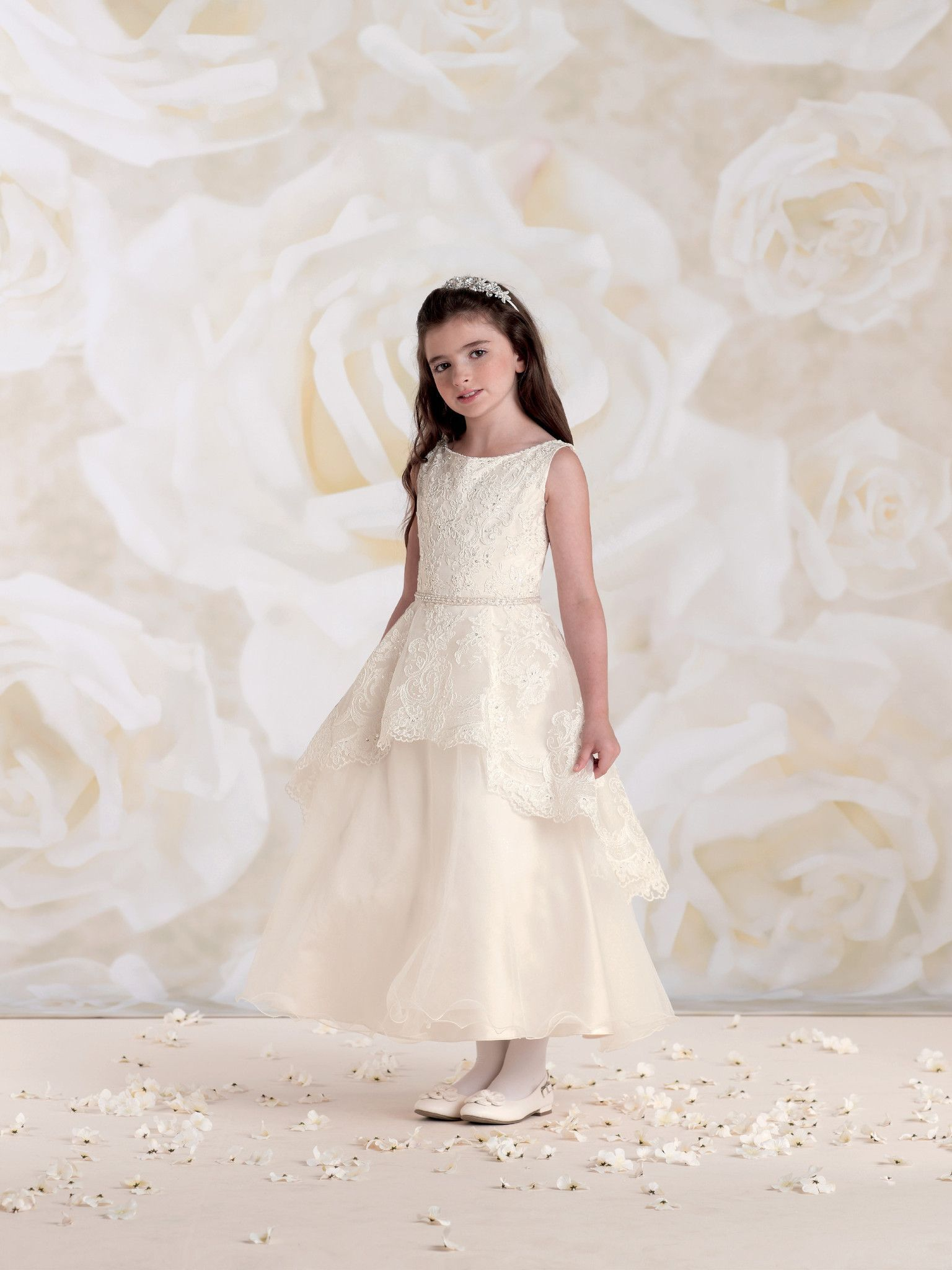 Joan calabrese all dressed up flower girl products