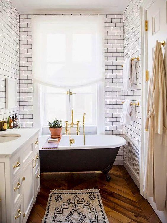 Banheiras vitorianas para um banho de rainha! Pesquisa de Mercado Arquitrecos