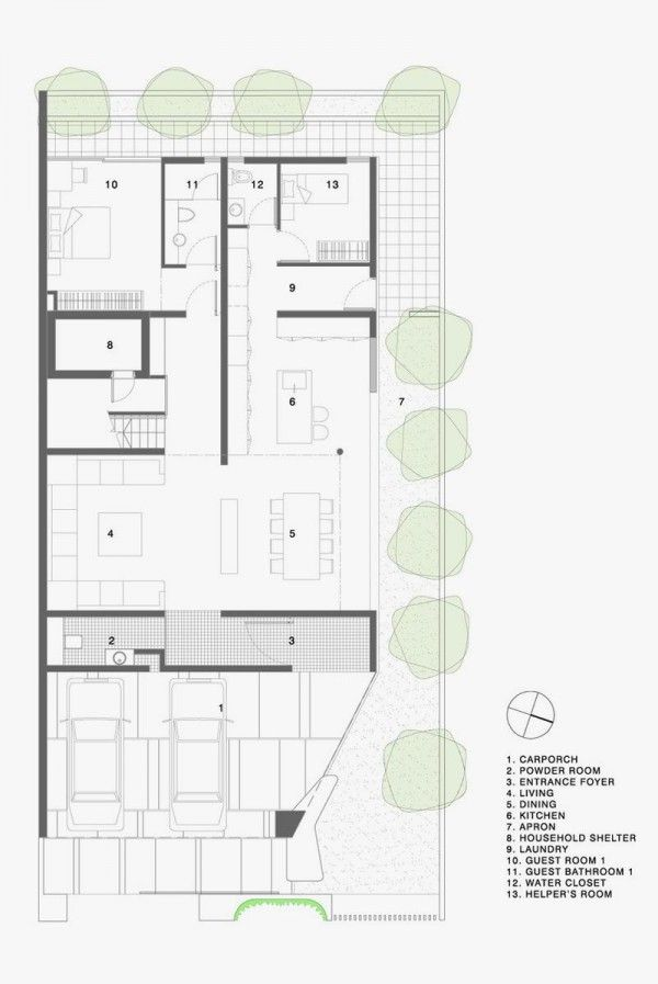 Pin By Nadja Elpis On Construction In 2020 House Floor Plans Home Design Floor Plans Modern Minimalist House