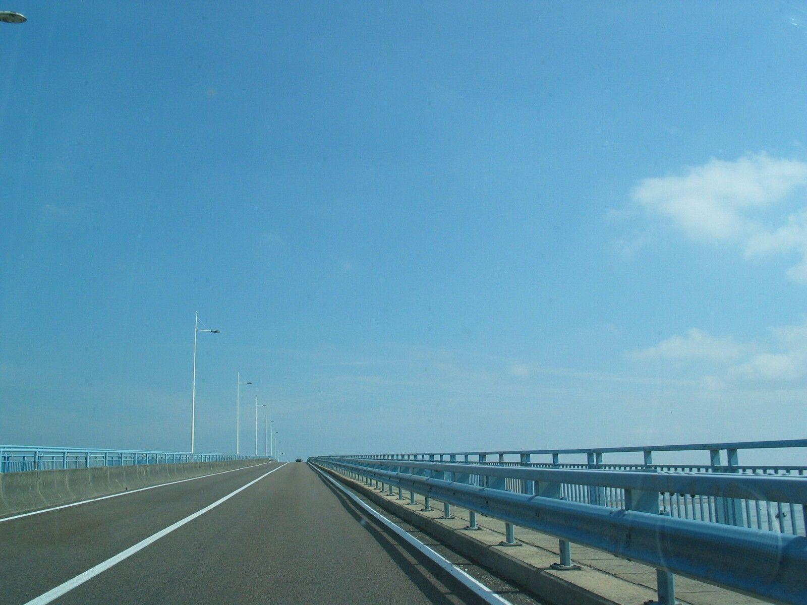 Ponte de la Fosse naar Noirmoutier