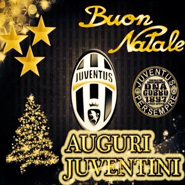 Juventus Buon Natale.Auguri Bianconeri Auguri Natale Natale Buon Natale