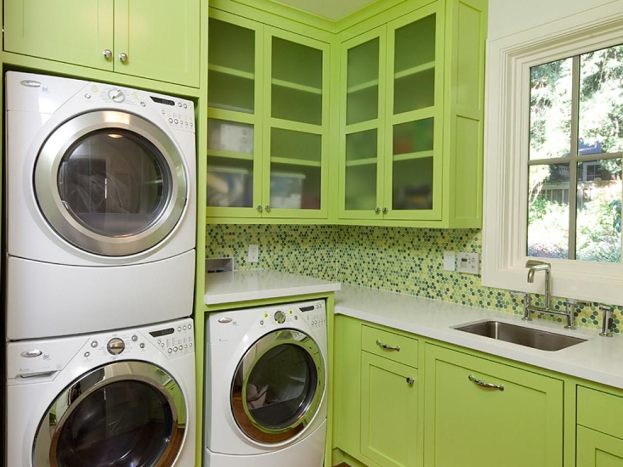 Pictures of Laundry Room Updates u0026 Organization