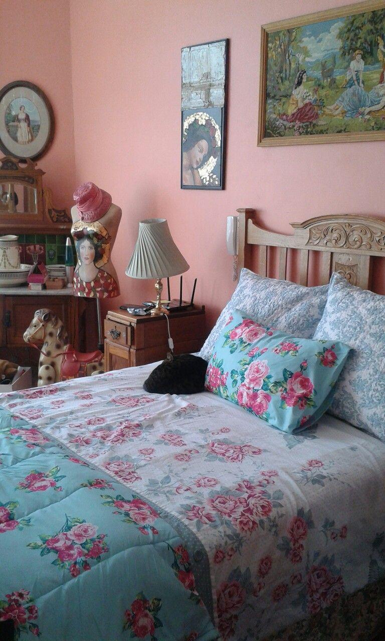 Vintage bedroom  Home in   Pinterest