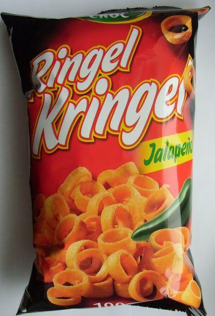 Lidl Crusti Croc Ringel Kringel Jalapeno Kringel Chili Rezepte