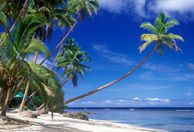 Fiji is an amazing country with friendly people and gorgeous beaches.