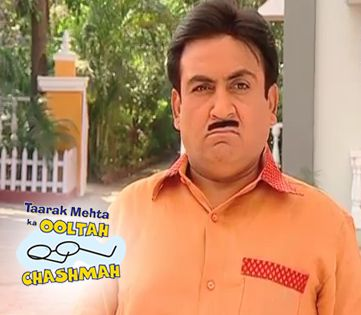 Jethalal's epic expression!!!!! | TMKOC Characters in 2019