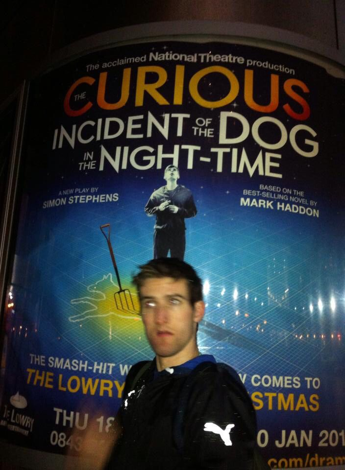 Enjoyed this at the Lowry theatre