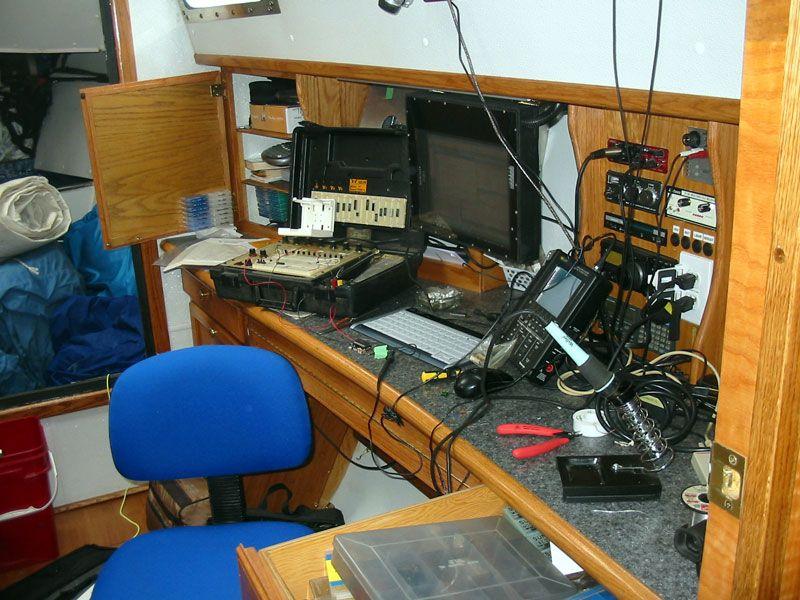 Electronics workbench workbenches pinterest - Oficina electronica de empleo ...
