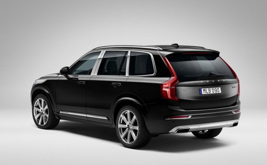 Most Luxury Volvo Ever To Debut At Shanghai Auto Show Most