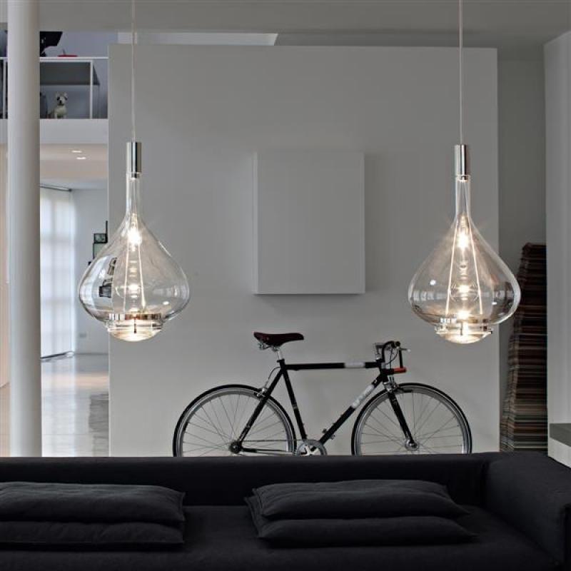 Elegante Stehlampe Esszimmerlampe Wohnzimmer Beleuchtung