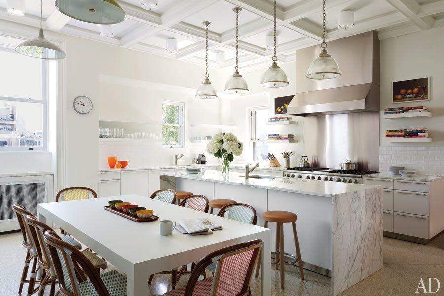 white kitchens design ideas - Manhattan Kitchen Design