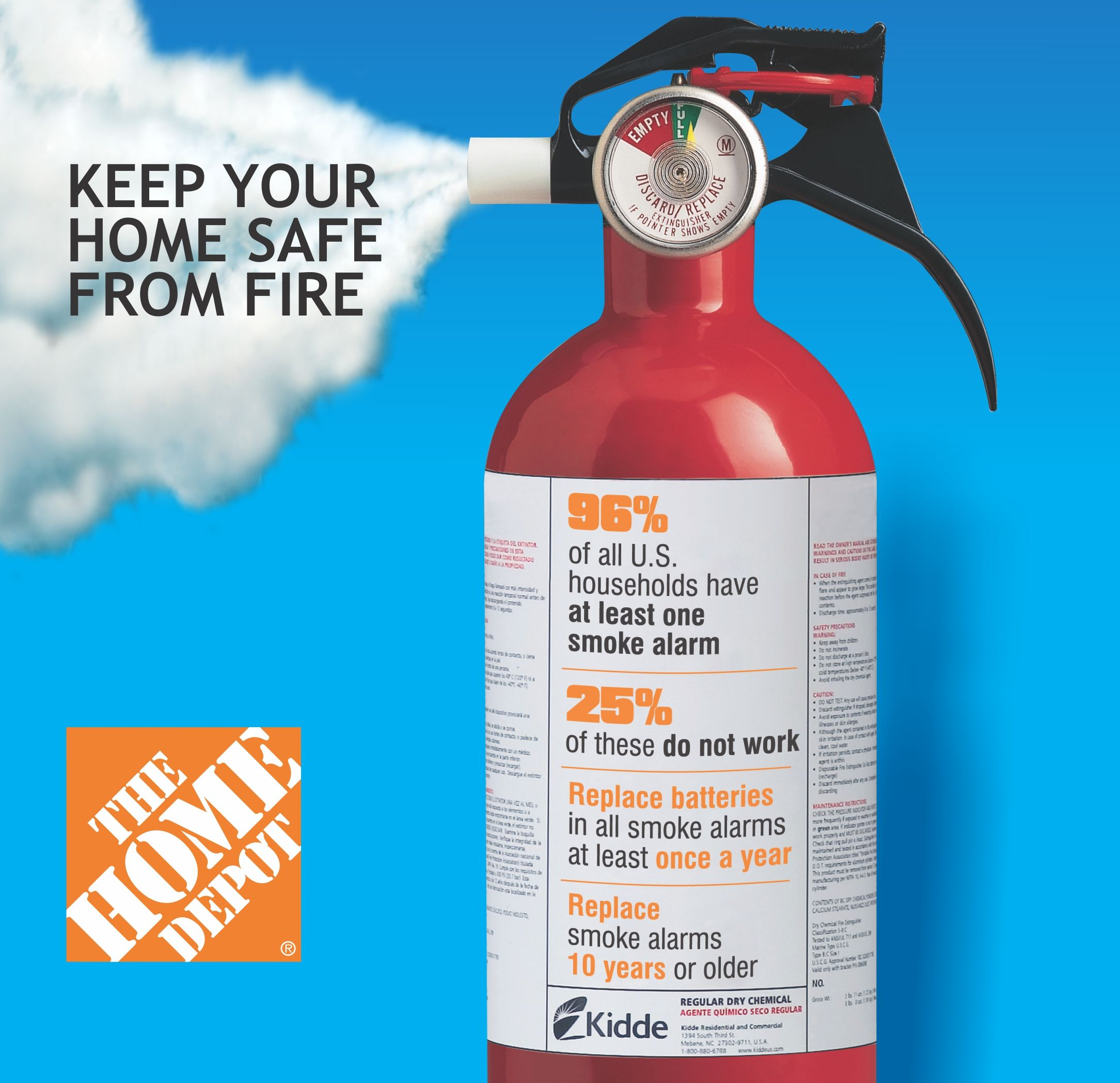 October is Fire Prevention Month Are Your Home and
