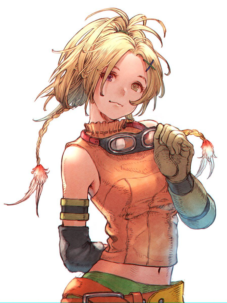 Pin by RexLiu on 角色女 Final fantasy x, Anime images