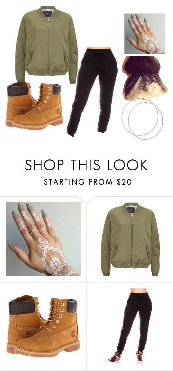 """Untitled #447"" by beautyqueen-927 ❤ liked on Polyvore featuring Maison Scotch, Timberland and Wet Seal"