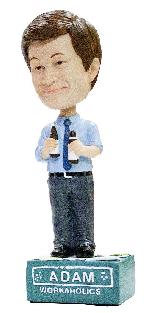 Workaholics Adam DeMamp Bobblehead $25.00