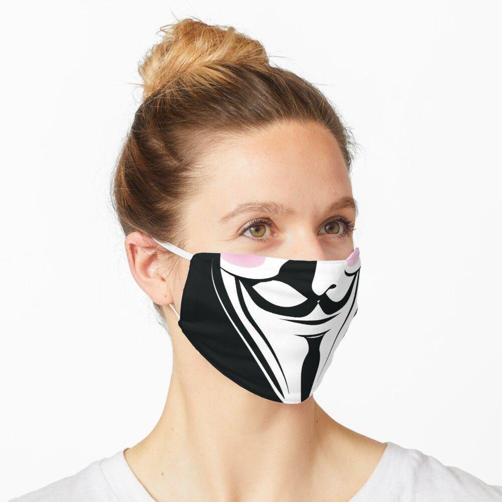 V For Vendetta Mask By Zock Halloween Face Mask Mask Bat Mask