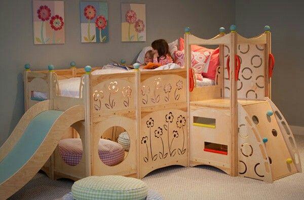 Coolest Kid Bed Decorating Tips Kids Bedroom Kid Beds Bedroom