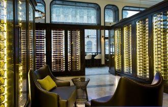 Advinture at the Hotel Bristol Warsaw, Poland  Entered by Anita Rosato  Interior Design