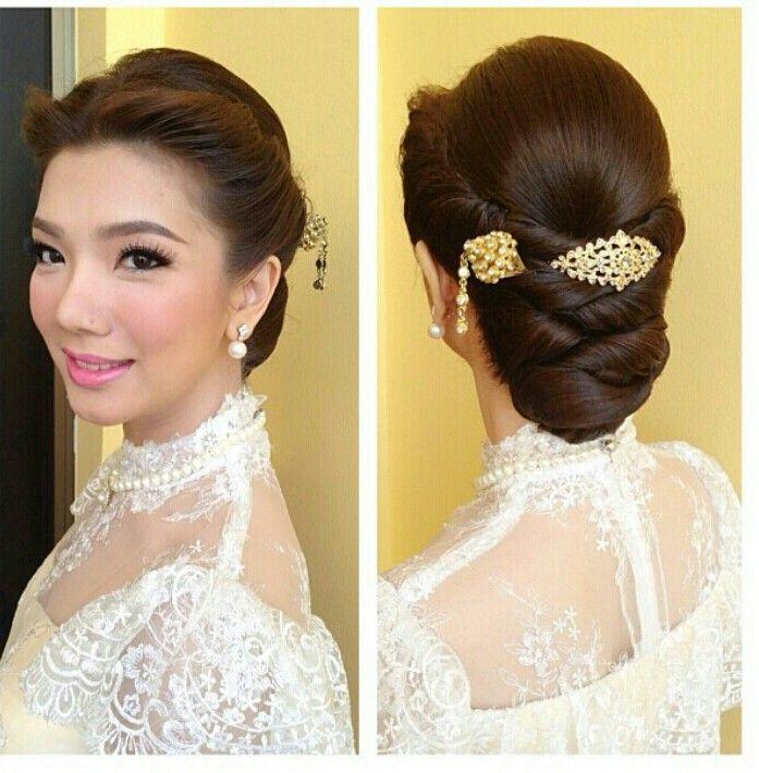 Thai Traditional Hair Style