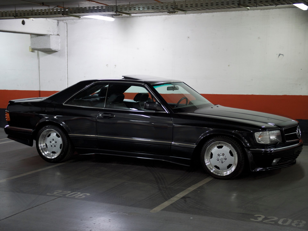 Rm Sotheby S 1990 Mercedes Benz 560 Sec Amg 6 0 Wide Body Amelia Island 2020 Mercedes Benz Mercedes Mercedes Benz Coupe