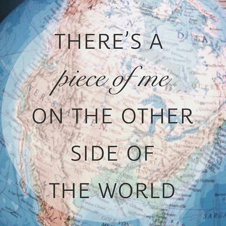 Es gibt ein Stück von mir auf der anderen Seite der Welt - Ausflug Modelb Site