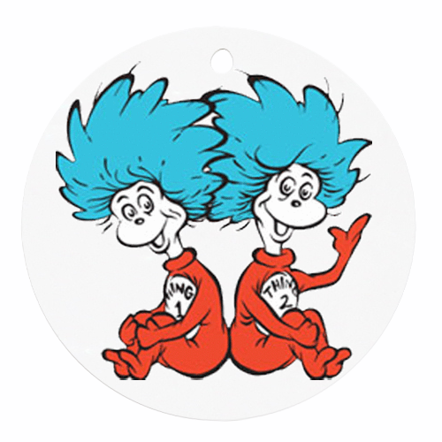 thing one and thing two clip art ornaments thing 1 thing 2 rh pinterest ca