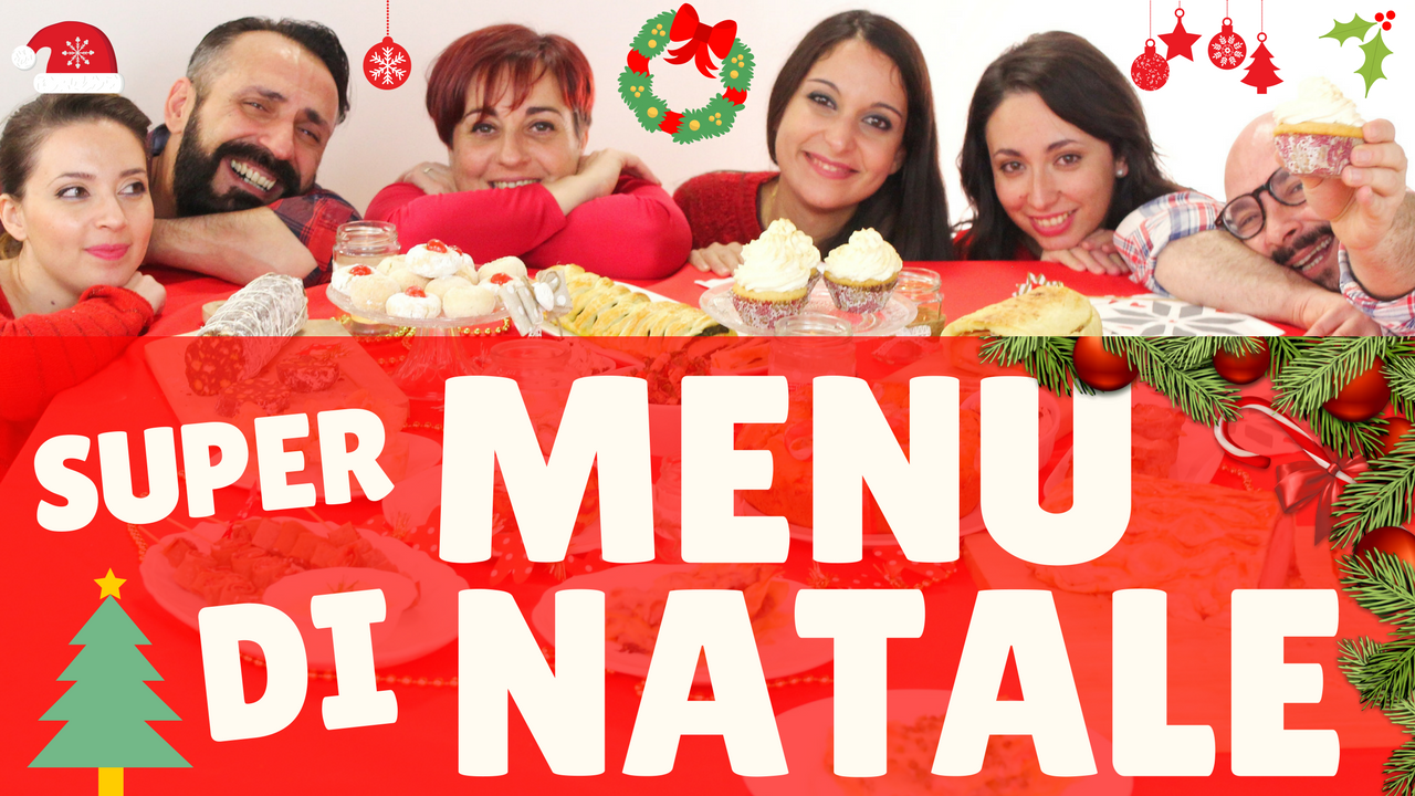 I Menu Di Benedetta Natale.Super Menu Di Natale Con Ricette Facili Per Tutti Di Benedetta Christmas Menu Easyrecipes Simo