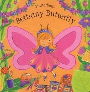 Bethany Butterfly (Flutterbugs)