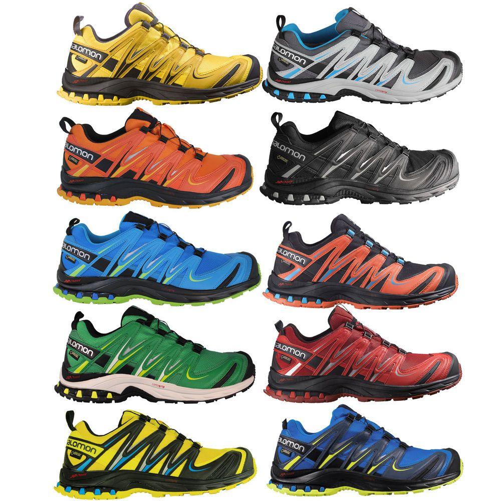 Salomon XA PRO 3D GTX men s running shoes Jogging Outdoor shoes waterproof  NEW 971c636013a