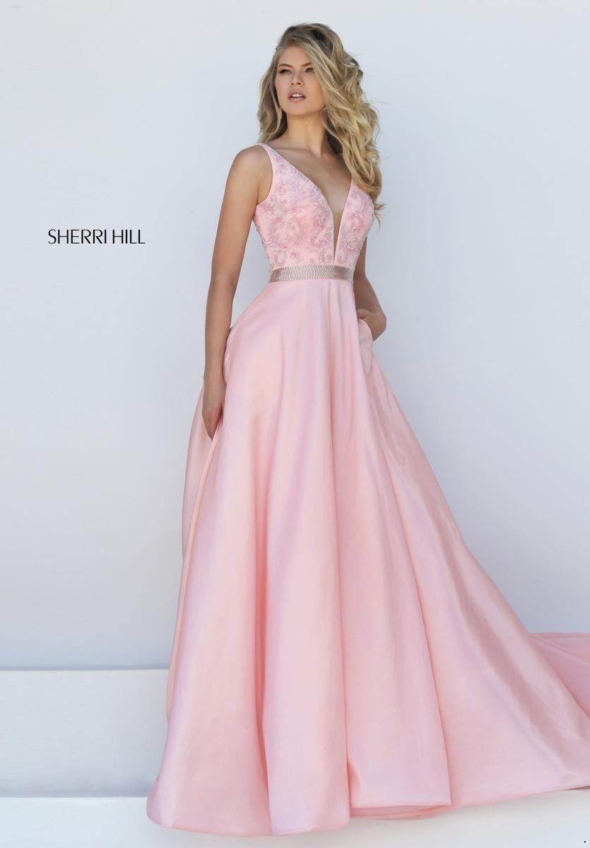 d075310e704 Sherri Hill 50233 Sherri Hill Prom Dresses 2018