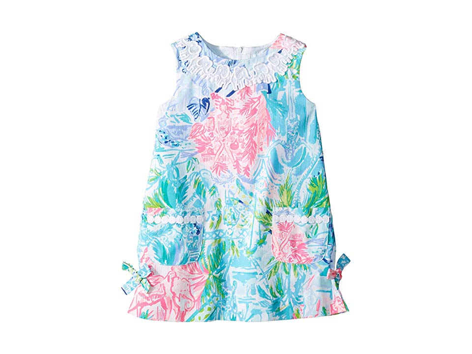 8f903d4db Lilly Pulitzer Kids Little Lilly Classic Dress (Toddler/Little Kids/Big Kids)  (Multi Bohemian Queen) Girl's Dress. What's cuter than the Lilly Pulitzer  Kids ...