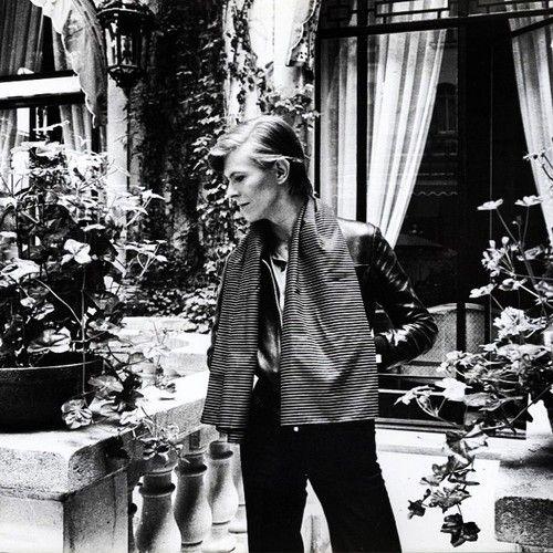 David Bowie in Berlin (1977) for the 'Low' album youtubemusicsucks.com #davidbowie #lowalbum