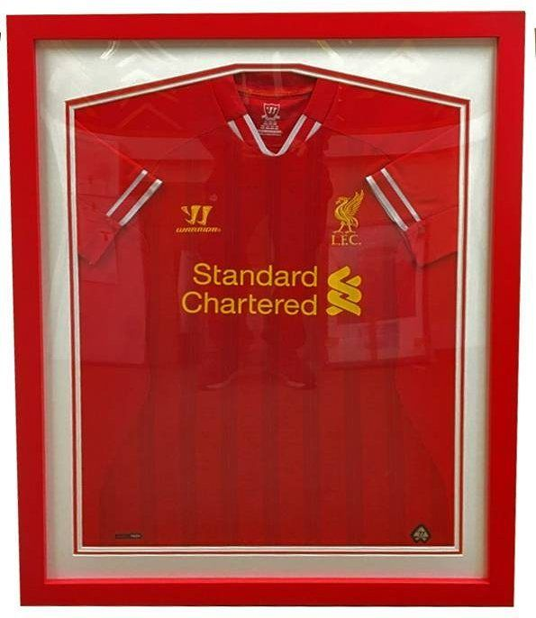 Need a shirt framing? We have many framing options available come ...