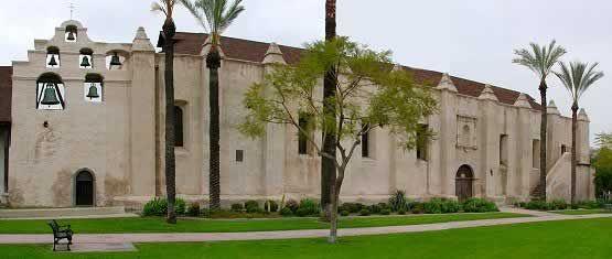 San Gabriel Arcangel, 4th mission Founded in 1771 by ...