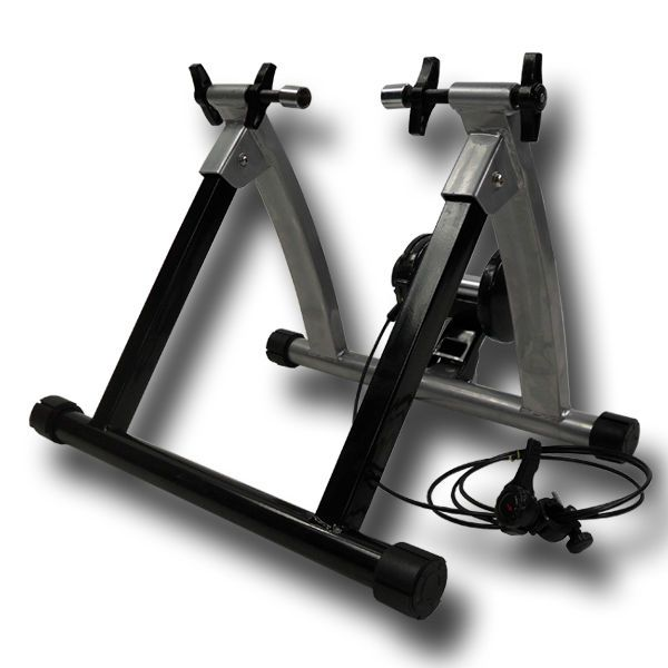 Exercise Bike Bicycle Trainer Stand Indoor 7level Magnetic Resistance Stationary