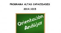 Programa de altas capacidades Orientación Andújar + recopilación de recursos