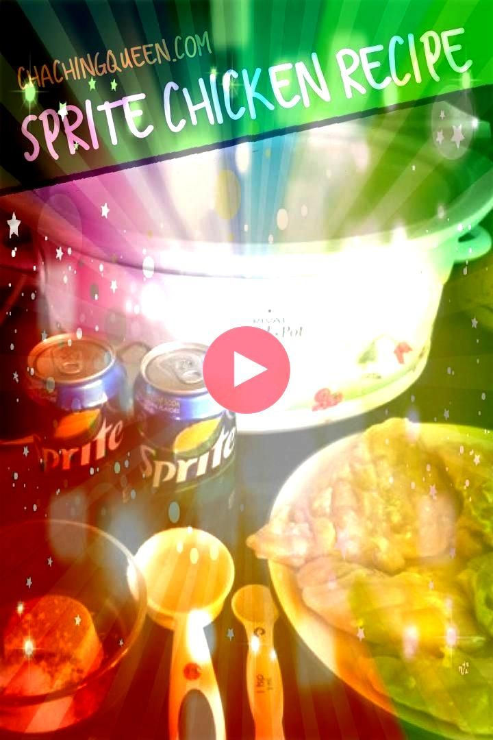 Slow Cooker Recipe  Sprite  Ideas of Sprite  Throw thi Sprite Chicken Slow Cooker Recipe  Sprite  Ideas of Sprite  Throw thi Sprite Chicken Slow Cooker Recipe  Sprite  Id...