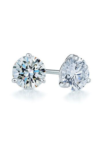 Milliondollarpersheather Kwiat 1 50ct Tw Diamond Platinum Stud Earrings Available At Nordstrom