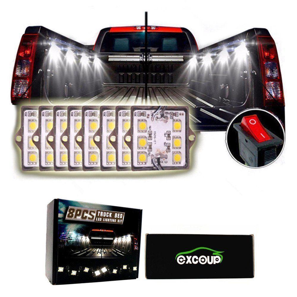 Led Lights For Truck Bed Led Lighting Kit With 48 Super Bright Smd