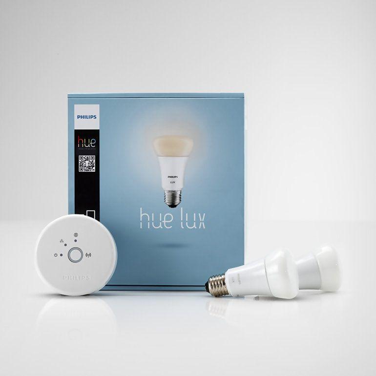 Set A Mood Hue Philips Smart Lighting System Smart Bulb