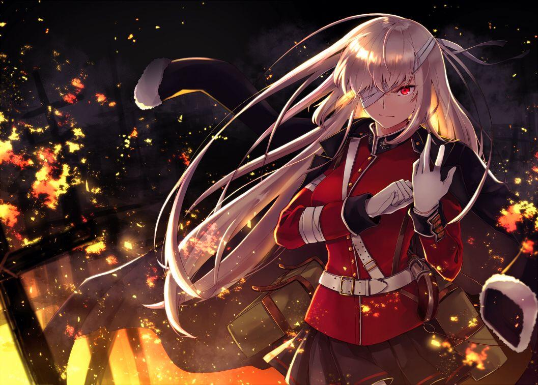 Nightingale Berserker fate, Anime, Florence nightingale