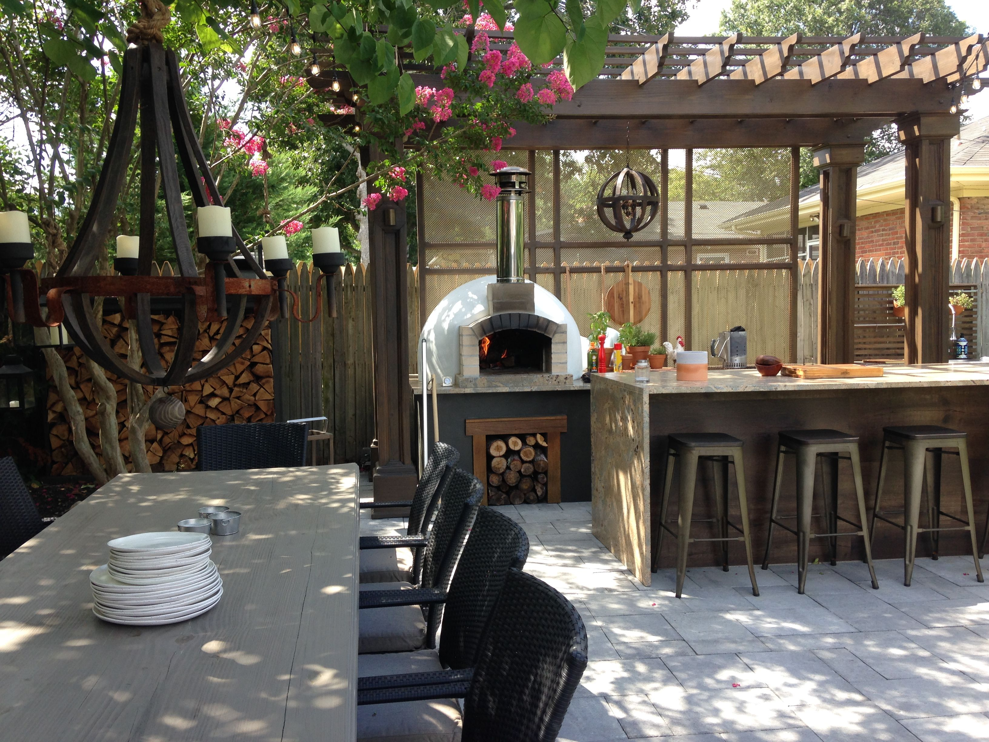 More Residential Pizza Ovens - Forno Bravo. Authentic Wood Fired Ovens