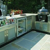 Best On Design Outdoor Kitchen Cabinets Outdoor Kitchen 400 x 300