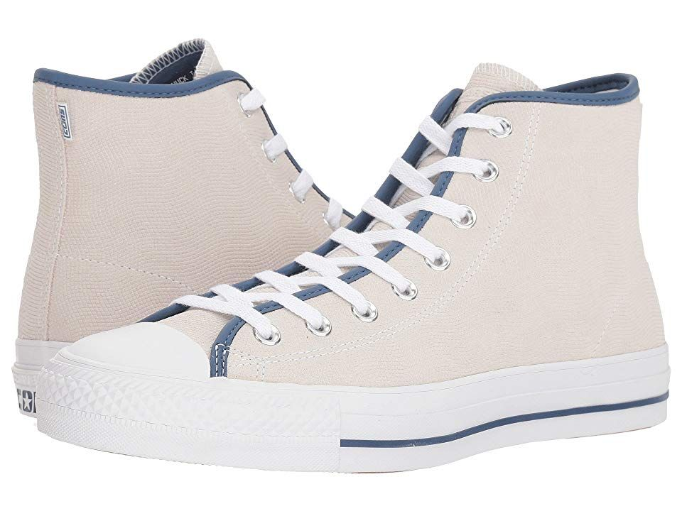 259f11ff7ca4ad Converse Skate Chuck Taylor(r) All Star(r) Pro Suede Hi (White Mason  Blue Gum) Skate Shoes. Rip into your next session with the Converse Chuck  Taylor All ...