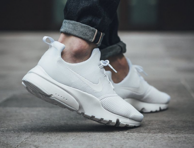 big sale 2203e 71428 Nike Air Presto Fly Triple White-2