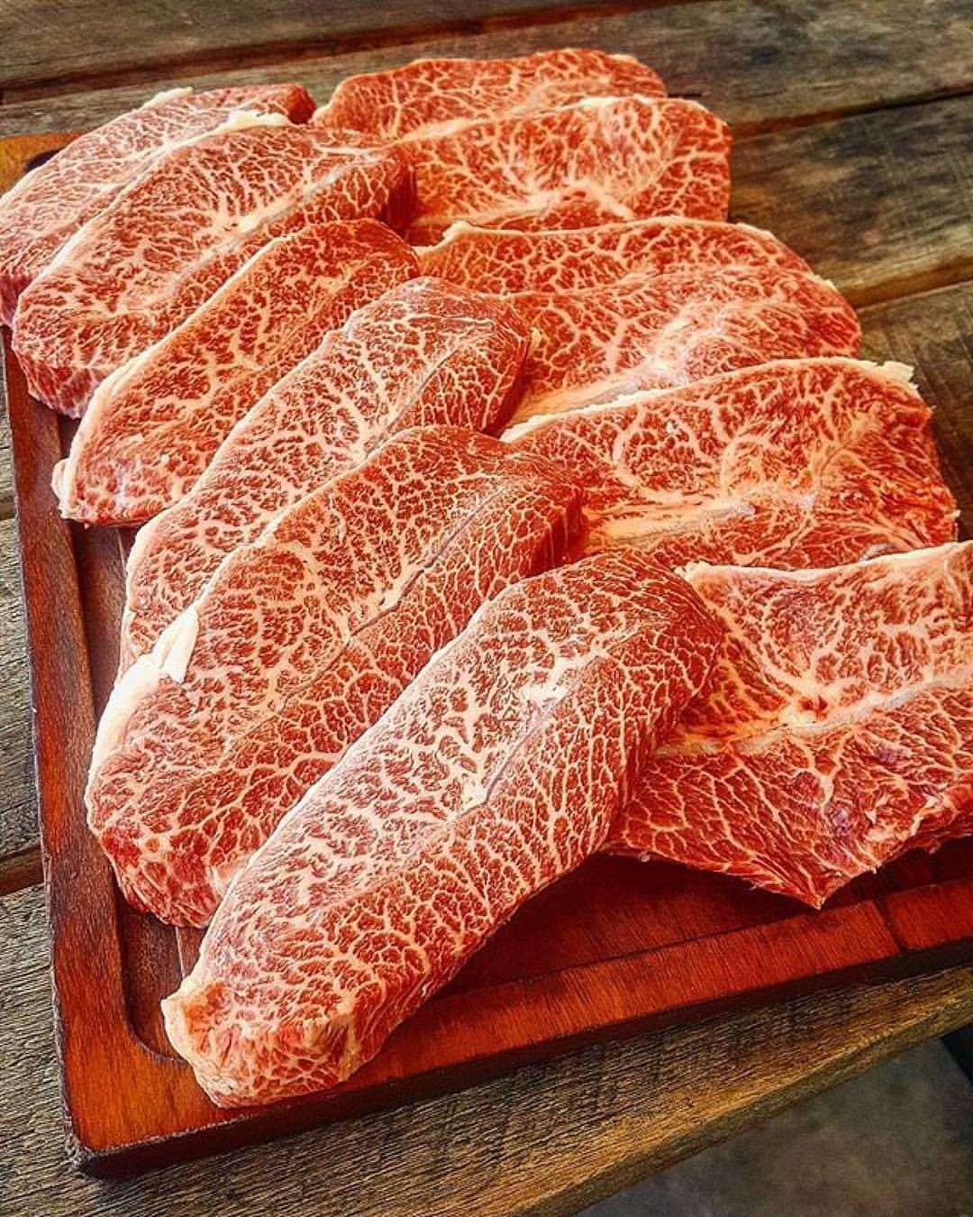 309c17849603 Flat iron steak marbling! How would you grill it  PC  vicsmeatmarket ...