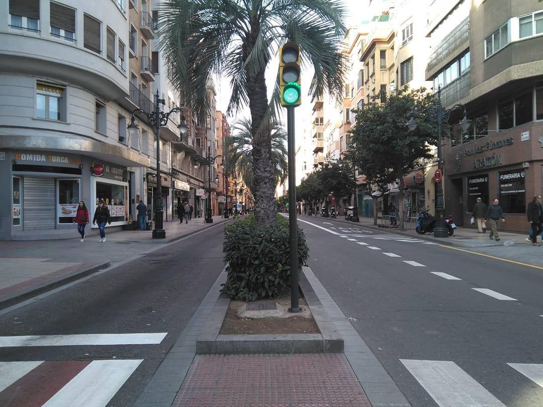 Calle Conde De Aranda Calle Arquitectura De Paisaje Casas De Ensueño