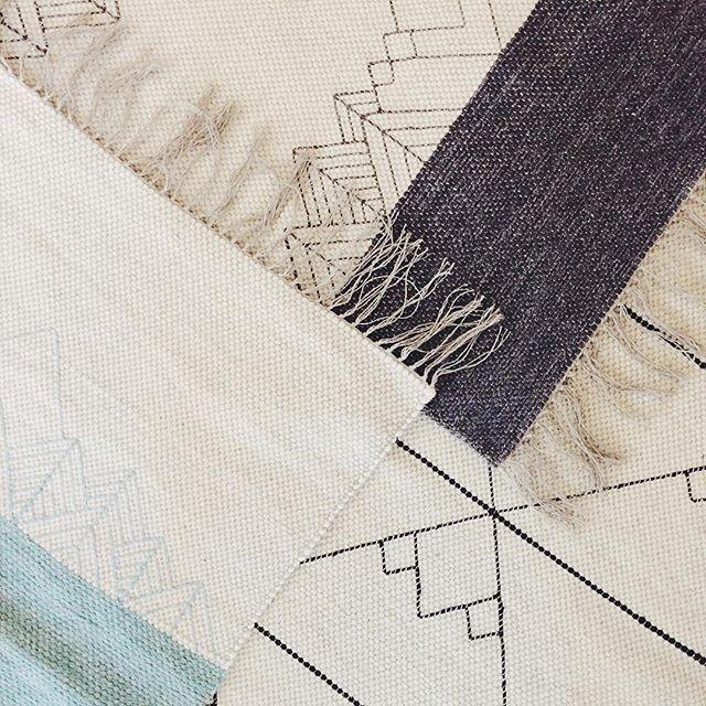 Handmade woolen carpets #carper #wool #handmade #tradition #durchduo #hnstly
