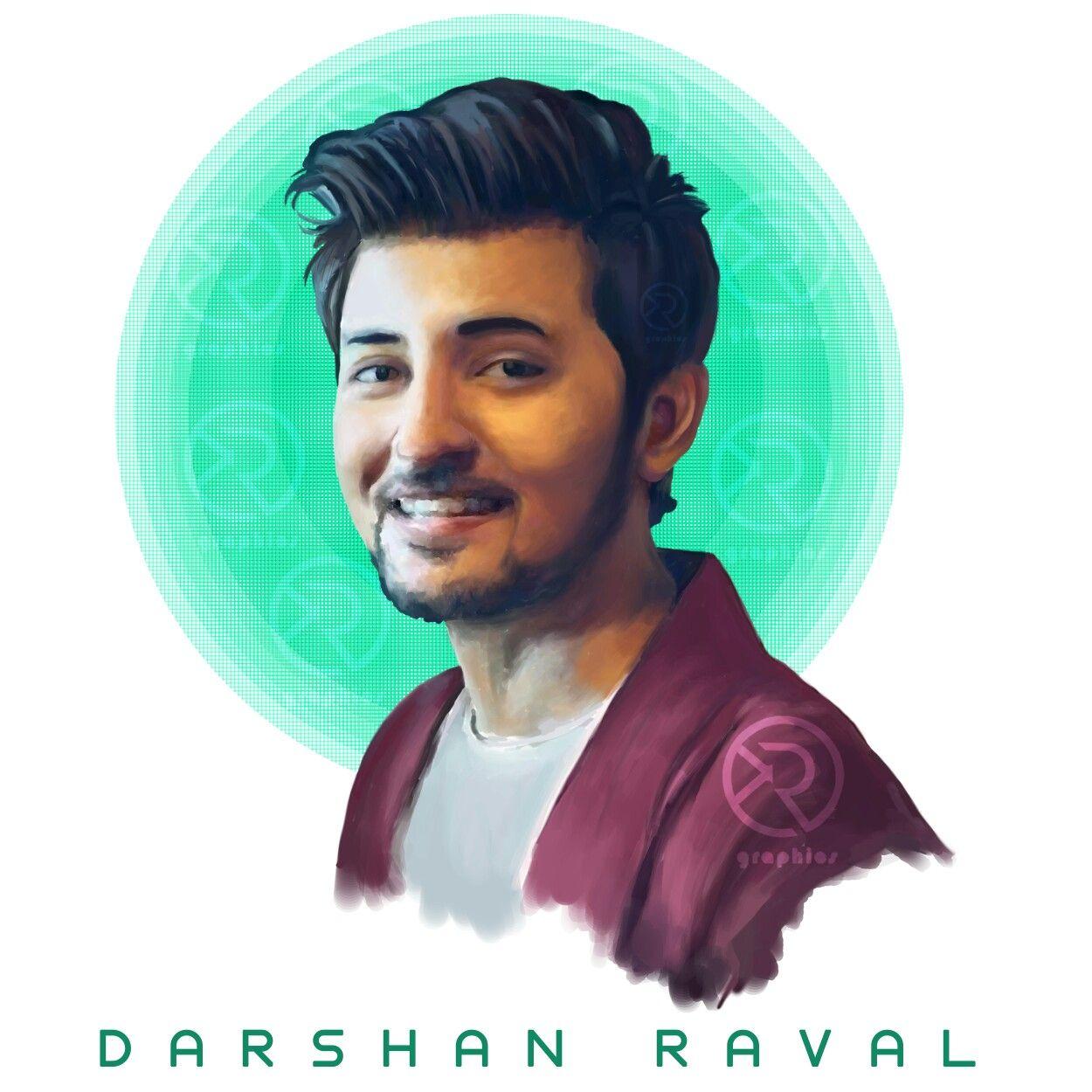 Darshan Raval ( Digital Painting) | Digital painting, No one loves me, Singer