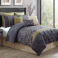 Deluca fawn duvet cover | California king duvet cover ... |Deluca Comforter Set